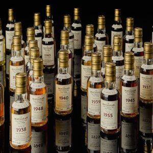 Как формируется цена коллекционного алкоголя на аукционах?