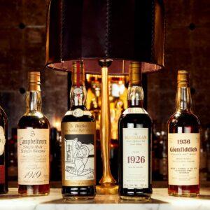 Какие сорта виски больше всего ценятся коллекционерами