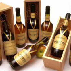 Традиционные алкогольные напитки Франции