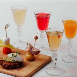 Традиционные алкогольные напитки России