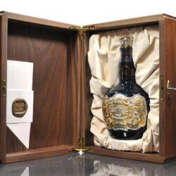 Коллекционный виски Chivas Regal Royal Salute 1953 года