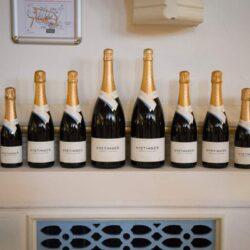 Игристое вино Nyetimber Tillington 2009 и 2010 годов из Великобритании
