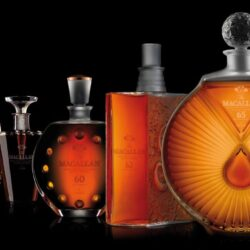 Виски The Macallan in Lalique