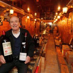 Мишель-Жак Шассей – один из самых известных коллекционеров алкоголя