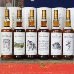 The Macallan расширяет ассортимент коллекционного виски