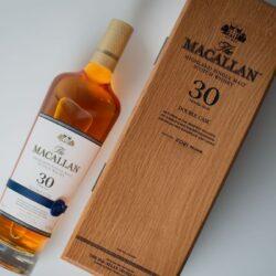 Macallan выпустила новый виски Double Casks 30YO